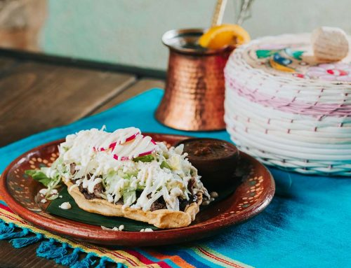 Mexican home cooking in Bishop Arts