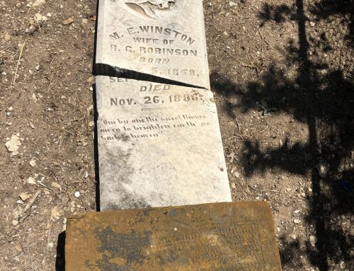Hidden West Dallas cemetery to receive historical marker