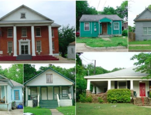 Oak Cliff freedmen's town included in $1.6 million grants from the National Trust for Historic Preservation