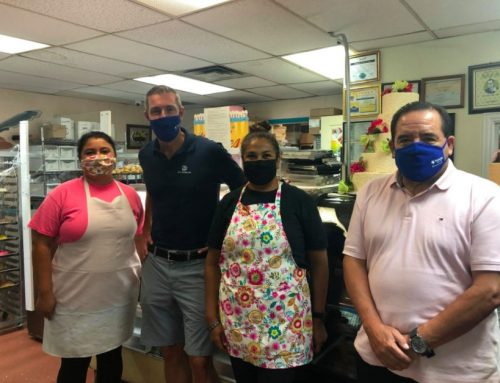 Oak Cliff leaders' PPE donations make it safer to shop small