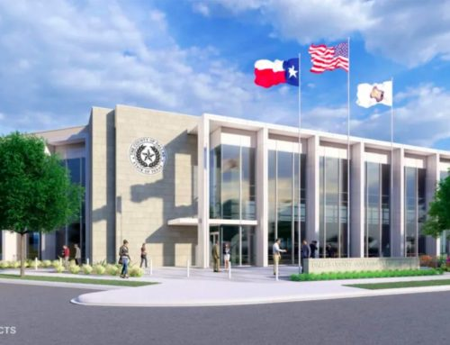 $33-million county government center under construction on Jefferson