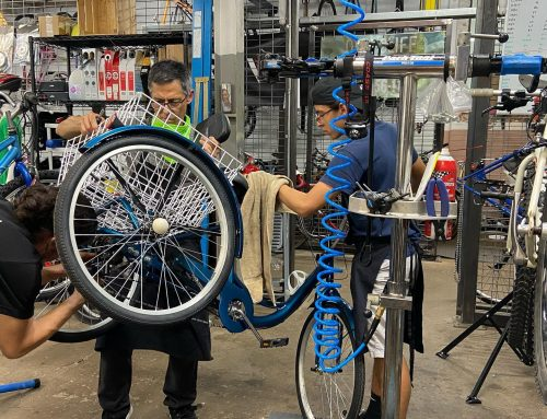 Free bike repair, kids bike giveaway from Bike Friendly Oak Cliff this week