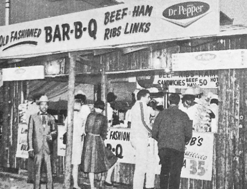 Watch: First Black State Fair of Texas food vendor in 1974
