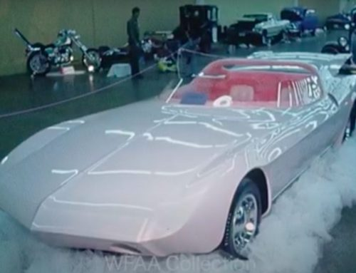 Watch: 1971 Autorama car show