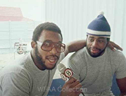 Watch: Harvey Martin interviews Ed 'Too Tall' Jones in 1975