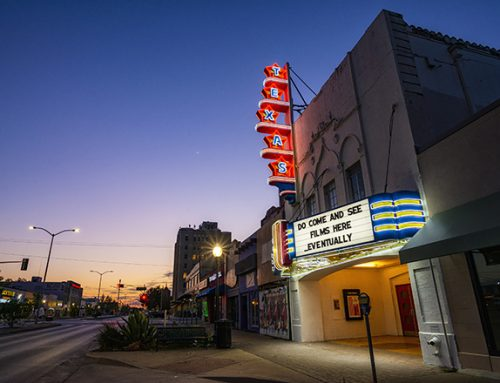 How to enjoy the Texas Theatre during a pandemic
