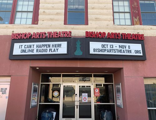 How the Bishop Arts Theatre Center leans into community