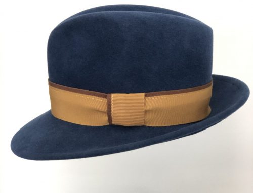 That's so Dallas: House of MacGregor's new fedoras are perfect for fall