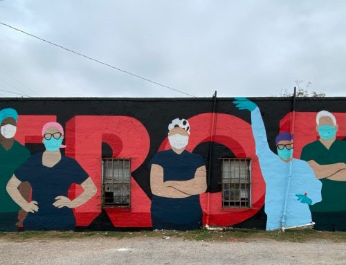 Fresh paint: Go see the Wild West Mural Fest