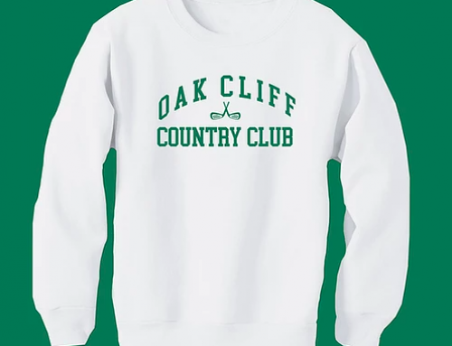 Lean into country club style with Another Round and Oak Cliff Country Co.