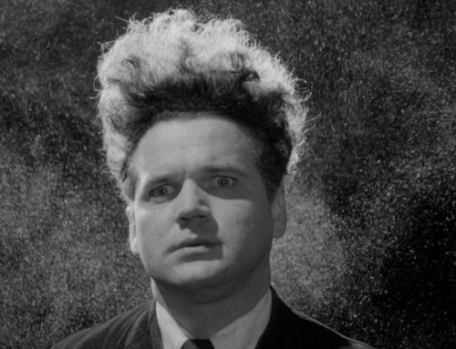 Celebrate Halloween with 'Eraserhead'