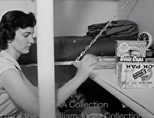 This 1961 Dallas housewife was a genius