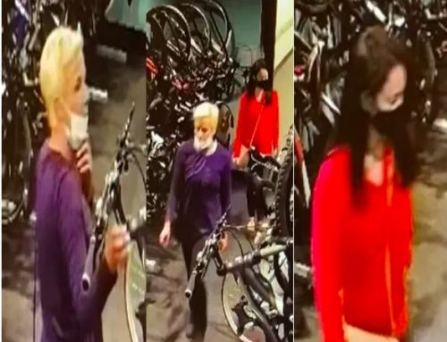 Police seek Oak Cliff bike theives